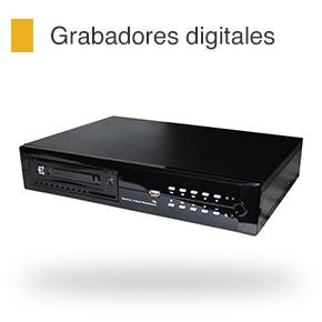 Grabadores Digitales - CCTV